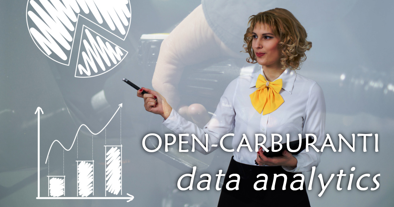 mercato dei carburanti - data analytics
