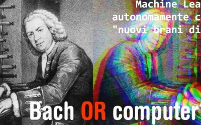 Bach torna a comporre musica grazie al Machine Learning