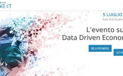 Evento CervedNext: si parlerà di Data Driven Innovation, Future of Credit e Customer Centricity